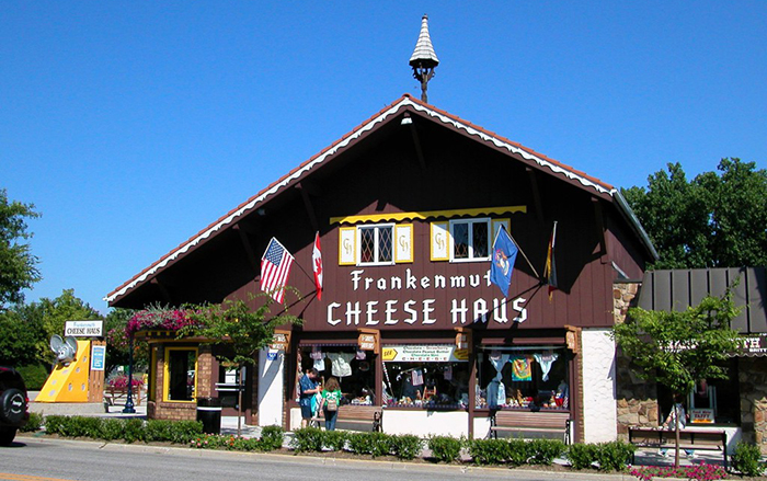 Little Bavaria Cheese Haus