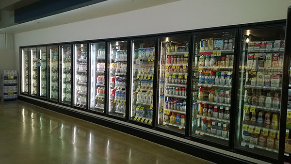 Grocery and Convenience Store Coolers
