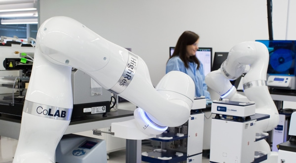 HighRes Biosolutions Robotics Lab